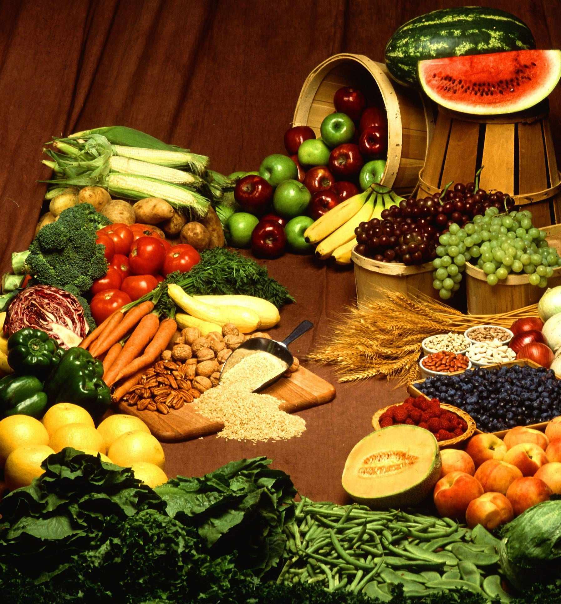 Healthy Carbs (Carbohydrates)