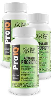 ProIQ Advanced Probiotic 3 Month Supply
